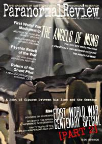 First World War Centenary, Pt 2, Paranormal Review, 76 (2015)